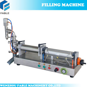 Professional Supplier of Liquid Filling Machine (FTL-1) pictures & photos