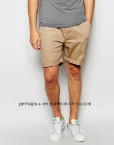 Good Quality Mens Shorts with Cuffed Hem pictures & photos