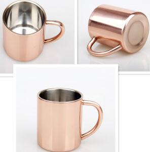 450ml Metal Travel Mug with Handle, 16oz Auto Mug pictures & photos