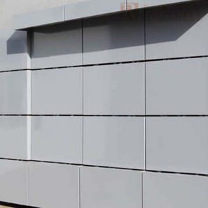 Rectangle Shape Flat Look Effect Construction Aluminum Wall Panel pictures & photos