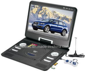 "13.3"" Portable DVD Player with Digital TV ISDB-T pictures & photos"