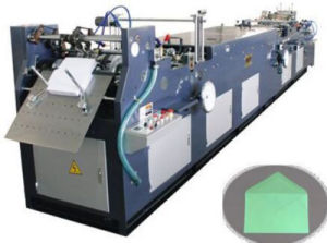 Automatic Multi-Functional Envelope Gluing Form Machine pictures & photos