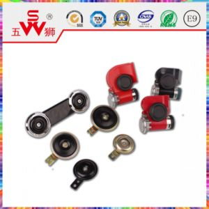 Red 115mm Electric Horn Motor for Auto Part pictures & photos