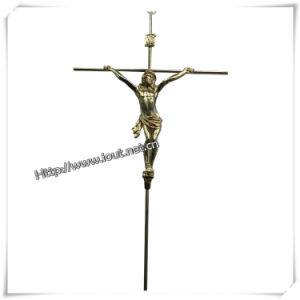 New Religious Metal Crucifix / Religious Crucifix (IO-ca079) pictures & photos