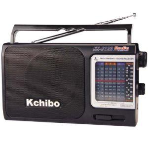 Kchibo Bluetooth Radio Kk-MP8120bt Digital Receiver MP3 Radio MP8120bt