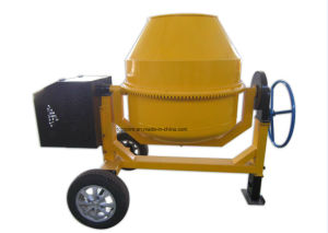750L China Popular Compact Design Portable Concrete Mixer Machine pictures & photos