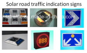 Solar LED Traffic Signs