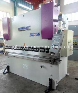 Wc67k-100t/3000 Series Mechanical Servo CNC Bending Machine pictures & photos