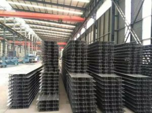 New Building Material Long Span Steel Rebar Deck pictures & photos