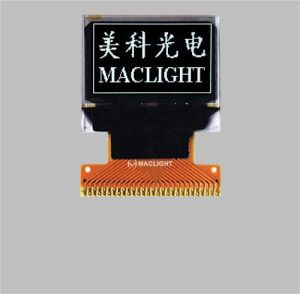 0.66 Inch Pm OLED Display Module 64X48 Pixels pictures & photos