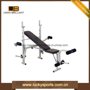 Gym Equipment Club Lifting Body Vision Multifunction Weight Bench pictures & photos