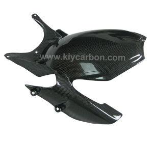 Carbon Fiber Rear Hugger for Ducati Hypermotard 1100 1100s pictures & photos