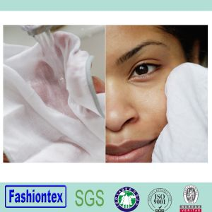 Eco-Friendly Bamboo Organic Muslin Face Cloth Washer pictures & photos