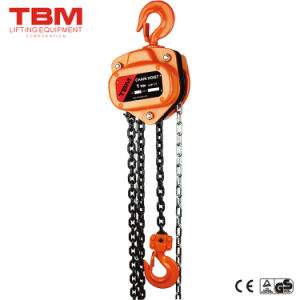 Chain Hoist with Ce Certificate, Chain Block, Manual Chain Hoist pictures & photos