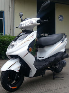 Sanyou 50cc-125cc Gasoline Scooter YAMAHA Model (SY125T-31) pictures & photos
