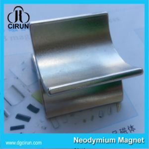 Custom Size Block Neodymium Strong Premanent Motor Vehicle Magnet pictures & photos