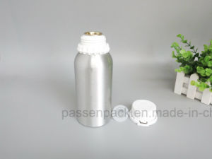 Aluminum Olive Oil Bottle with Plastic Tamper-Proof Cap (PPC-AEOB-004) pictures & photos