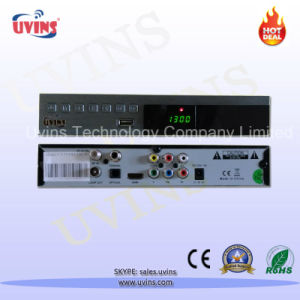 Digital DVB-C+T2/S2 Set-Top-Box Receiver STB pictures & photos