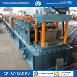 C Shape Steel Purlin Cold Roll Forming Machine pictures & photos