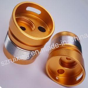 Precision LED Flashlight Parts with CNC Machining