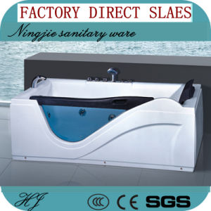 Foshan Factory Direct Sales Acrylic Massage Bathtub (509B) pictures & photos