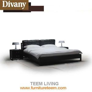 Divany Bed Modern Style King-Size (d) Bed pictures & photos