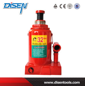 32ton Auto Lifting Diamond Vertical Hydraulic Jack