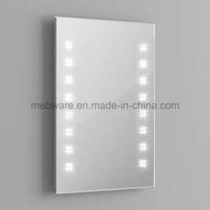 Frame LED Bathroom Mirror with Touch Screen pictures & photos