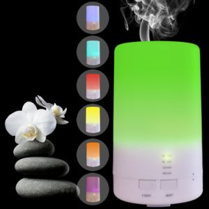70ml USB Aromatherapy Essential Oil Diffuser Car Portable Mini Ultrasonic Cool Mist Aroma Air Humidifier pictures & photos