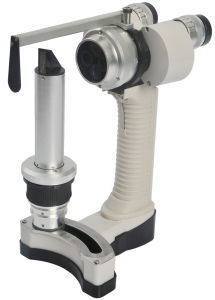 Mce-Ks-6lmh Portable Slit Lamp Ophthalmic Microscope Slit Lamp pictures & photos