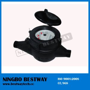 Nylon Plastic Multi-Jet Cold Water Meter (LXSG-15S-40S) pictures & photos