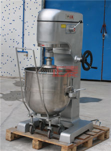 Excellent Quality Low Cost Industrial Planetary Cake Mixer Bakery Equipments (ZMD-80) pictures & photos