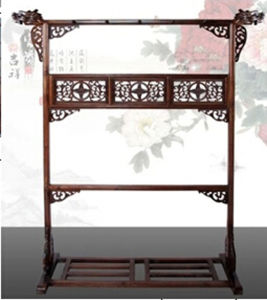 Chinese Antique Furniture Wooden Display Shelf pictures & photos