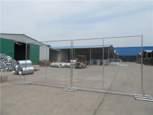 Temporary Chain Link Fencing Panel pictures & photos