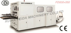 Fd930*550 Automatic High Speed Roll Paper Flat Die Cutting Machine