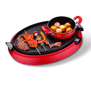 Non-Stick Electric Grills Electric Griddles pictures & photos