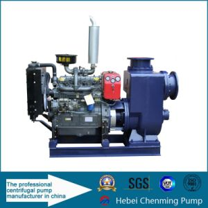 Diesel Engine Driven Self Priming Trash Pump pictures & photos
