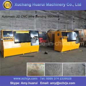 CNC Wire Bending Machine Manufacturer/Machine for Bending Iron/Rebar Bender pictures & photos