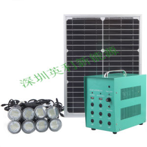 40W Emergency Solar Generator (Warranty for 3 years) pictures & photos