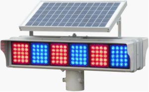 Solar LED Traffic Signs for Branch Road pictures & photos