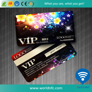 Top Selling Products Low Cost 125kHz Em4100 RFID PVC Card pictures & photos