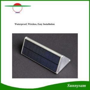 48LED IP65 Garden Light Super Brightness Outdoor Lighting Radar Motion Sensor Solar Wall Light pictures & photos