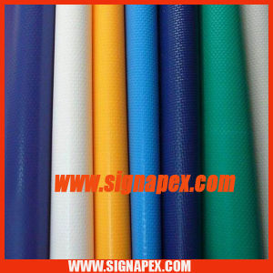Flex Coated Fabric (SFC550) pictures & photos