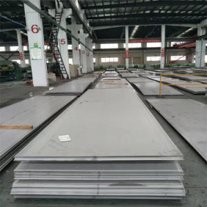 Stainless Steel 2b Surface Plate AISI317L 347 pictures & photos