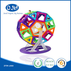 Ce Approved DIY Educational Magnetic Toy for Kids pictures & photos