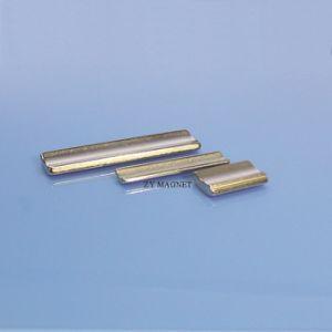 High Quality Arc Segment Neodymium Magnets for Servo Motor ISO14001 pictures & photos