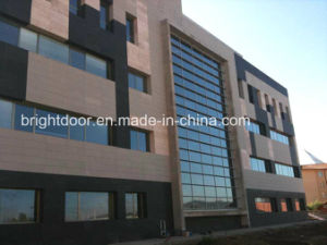 Valuable Customers Excellent Quality Building Glass Curtain Wall Price pictures & photos