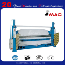 Metal Sheet Hydraulic Folding Machine From China pictures & photos