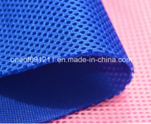 Air Mesh Fabric 100% Polyester Mesh Fabric for Shoes Fabric pictures & photos