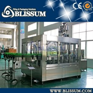 Glass Bottle Beer Filling Packaging Machine pictures & photos